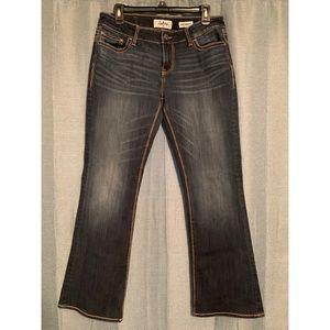 Daytrip 29R Virgo Bootcut Like New Darkwash Jeans
